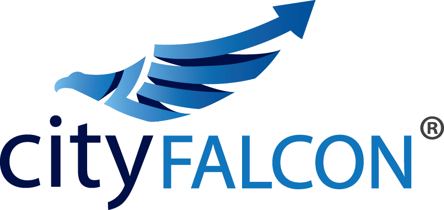 CityFalcon logo image
